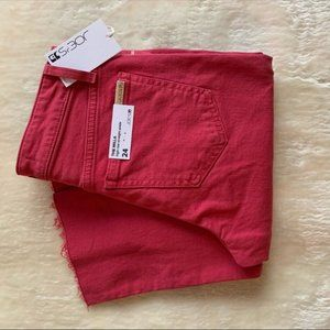Joe's Jeans The Milla high rise straight ankle NWT